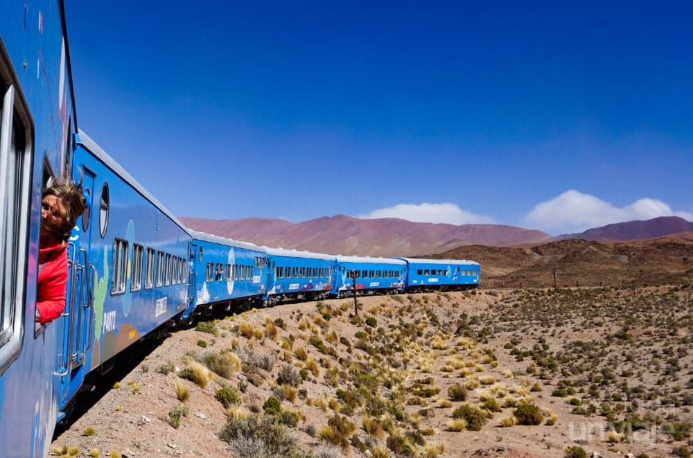 Tren a las Nubes - Salta, Argentina