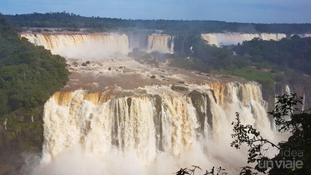 Qué visitar en Argentina - Visitar cataratas de iguazú