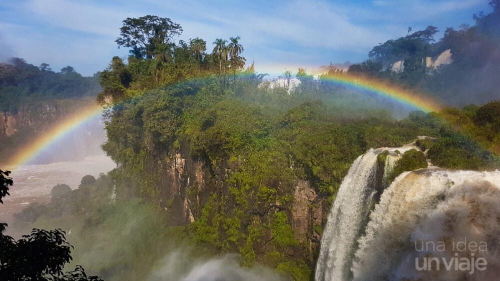 Argentina lugares turísticos -Visitar cataratas de iguazú