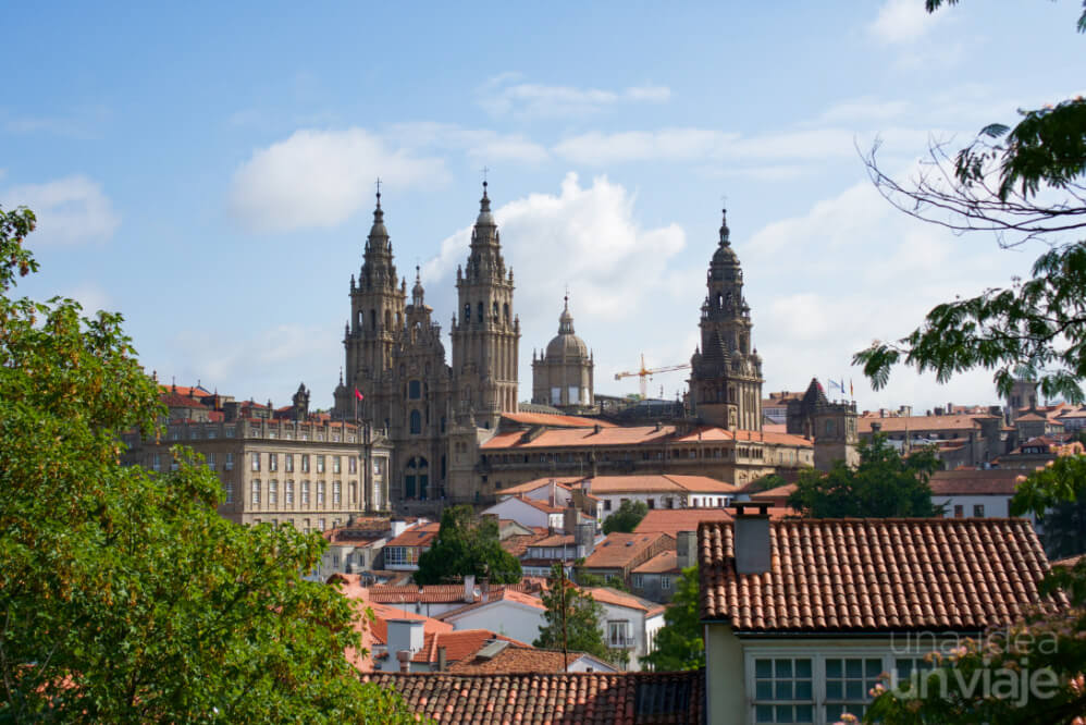Vistas de la Catedral desde la Alameda