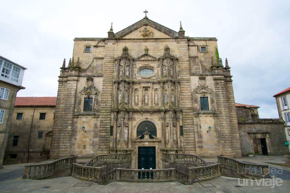 Iglesia de San Martiño Pinario