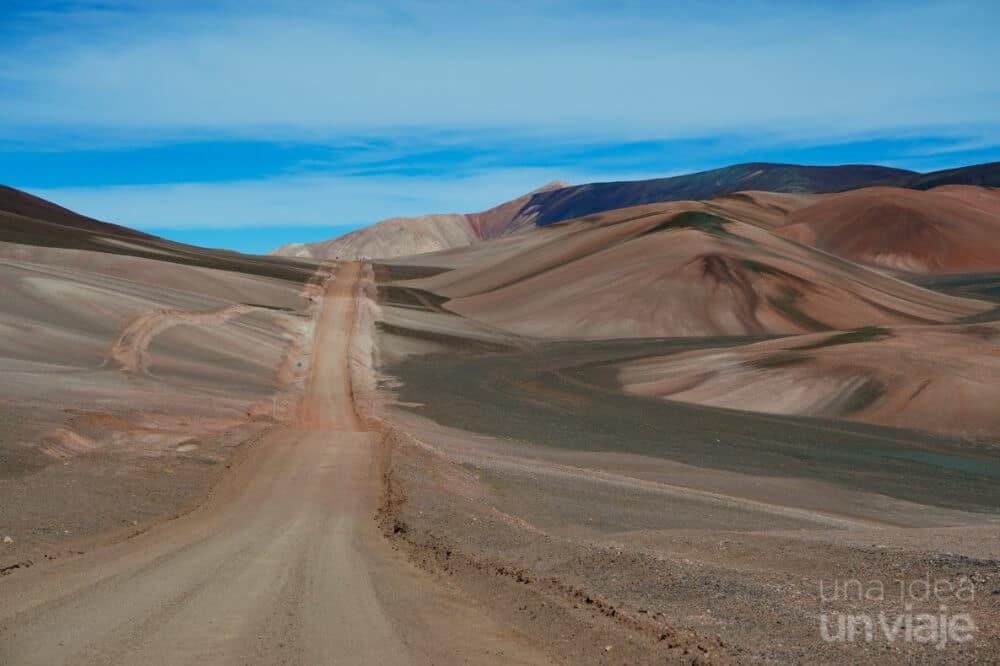 Qué visitar en Argentina: La Rioja argentina, Laguna Brava