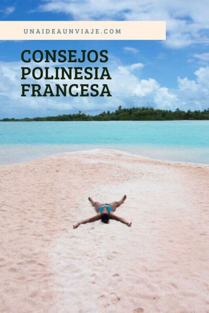 Consejos Polinesia Francesa