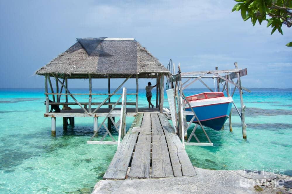 Islas Tuamotu: Fakarava