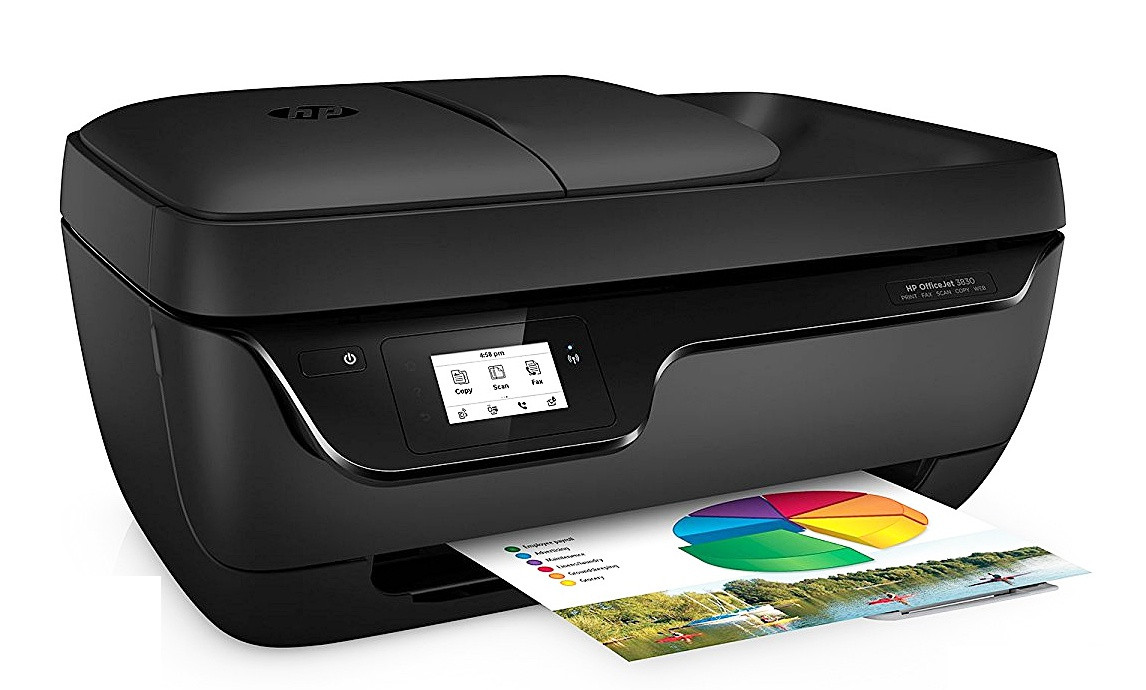Como Instalar Una Impresora Hp Officejet 3830 【 Manual 2019