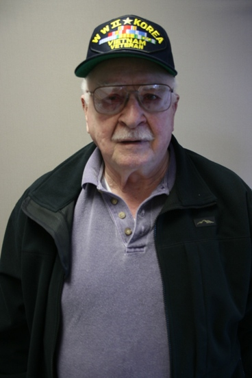 US Army, Retired Samuel R. Svarny