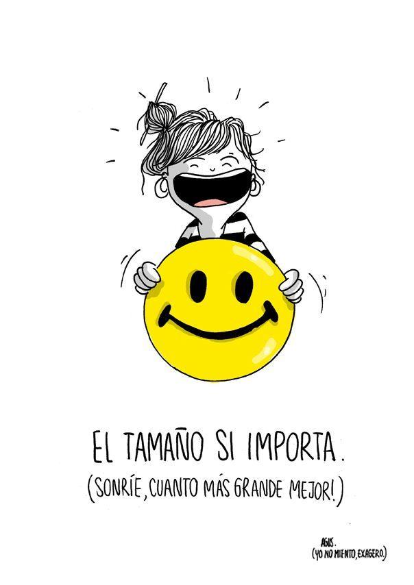 sonríe, de Agustina Guerrero