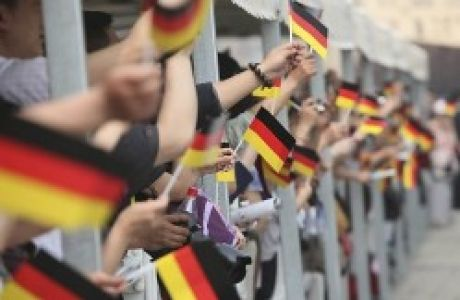 Mamá, soy alemana