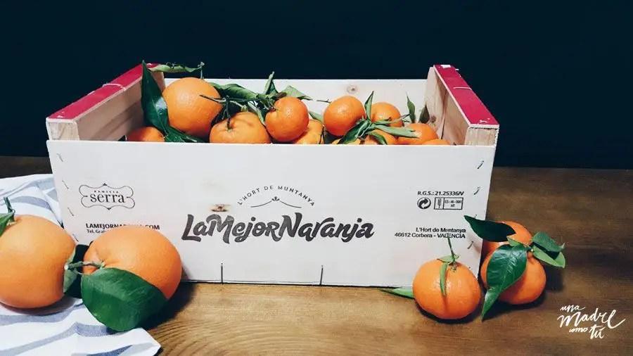 naranjas de valencia, ¡las mejores!