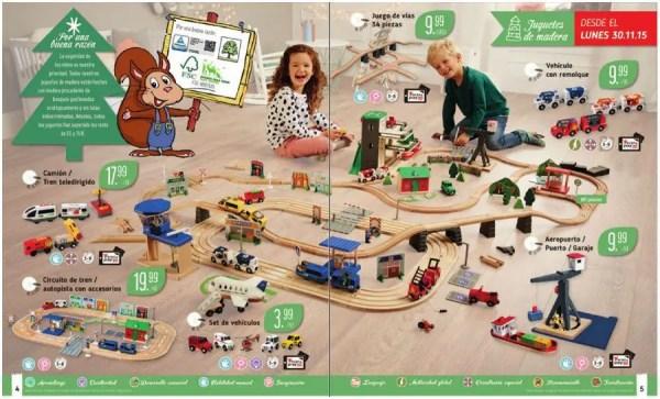 juguetes de madera para niños lidl