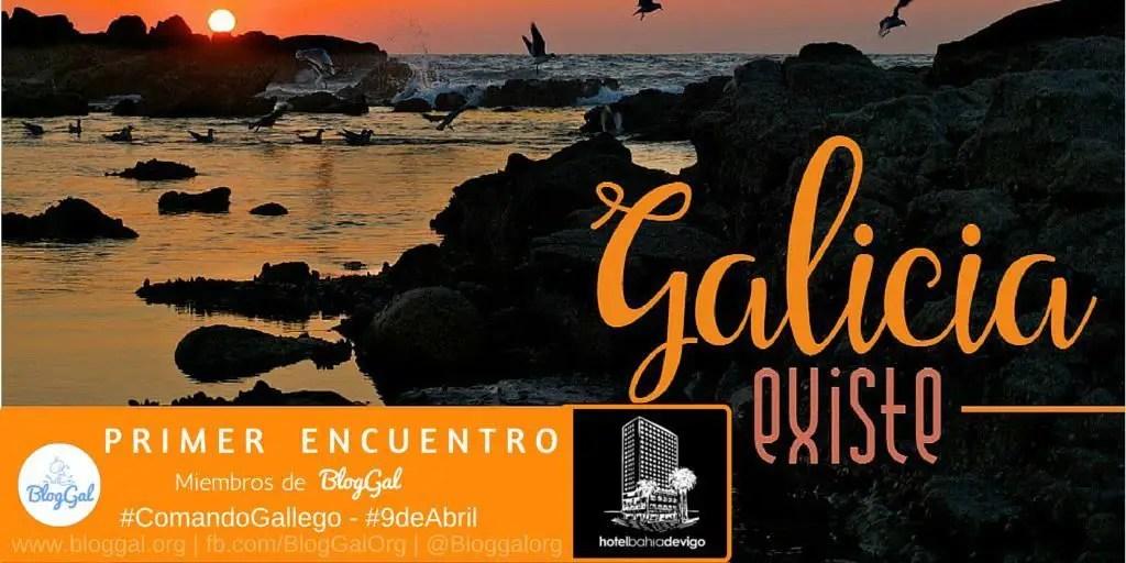 Nace Bloggal, la comunidad de blogs gallegos de familia