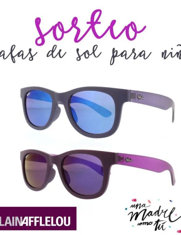 {Sorteo CERRADO} 10 gafas de sol para peques