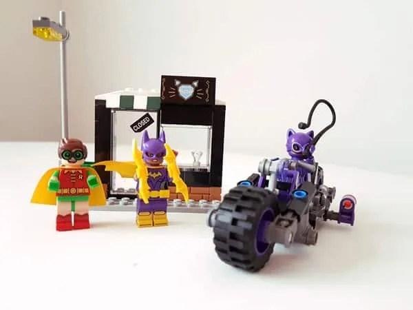 set Lego Batman la película