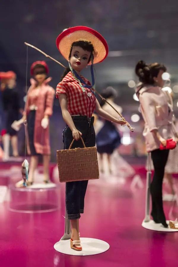 Exposición Barbie Madrid
