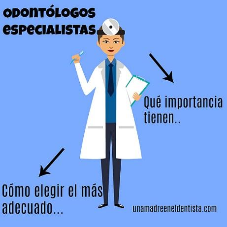 odontçologos especialistas