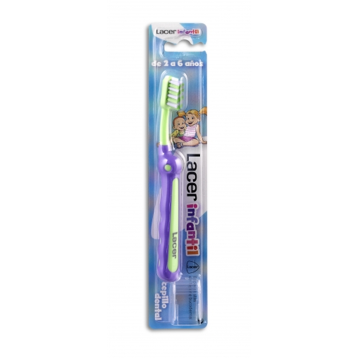 cepillos dentales manuales para niños