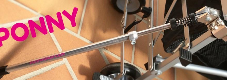 Imagen destacada de la entrada PONNY, el antivuelco perfecto para las sillas de paseo ligera