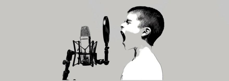 Imagen destacada de la entrada La voz de los niños no nos pertenece