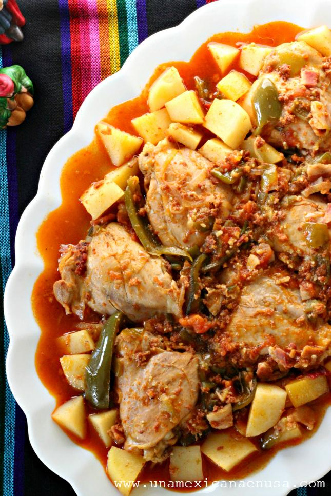 Pollo alla messicana: un piatto saporito per il giorno dei Re