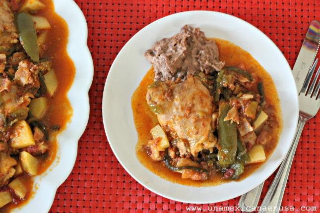 Pollo alla messicana: un piatto saporito per il giorno dei Re Magi