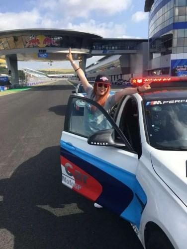 Safety Car en Jerez