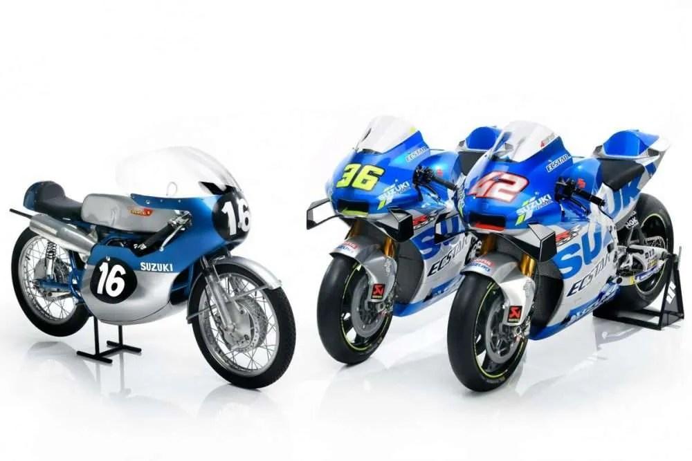 Equipos y Pilotos de MotoGP 2020
