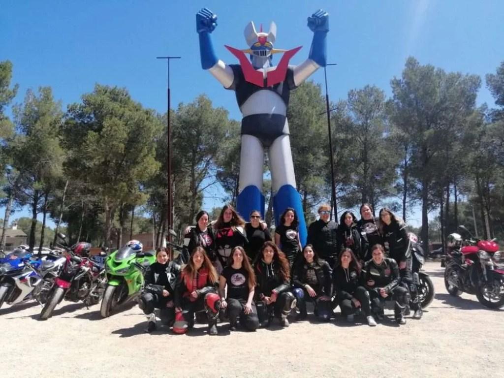 Biker Girls Spain