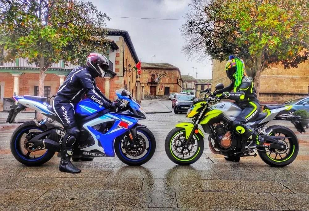 ¿Qué motos puedo llevar con cada carnet en España?