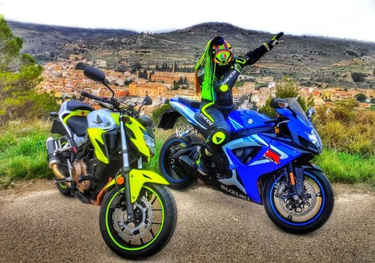 Consejos para la primera ruta en moto en la desescalada