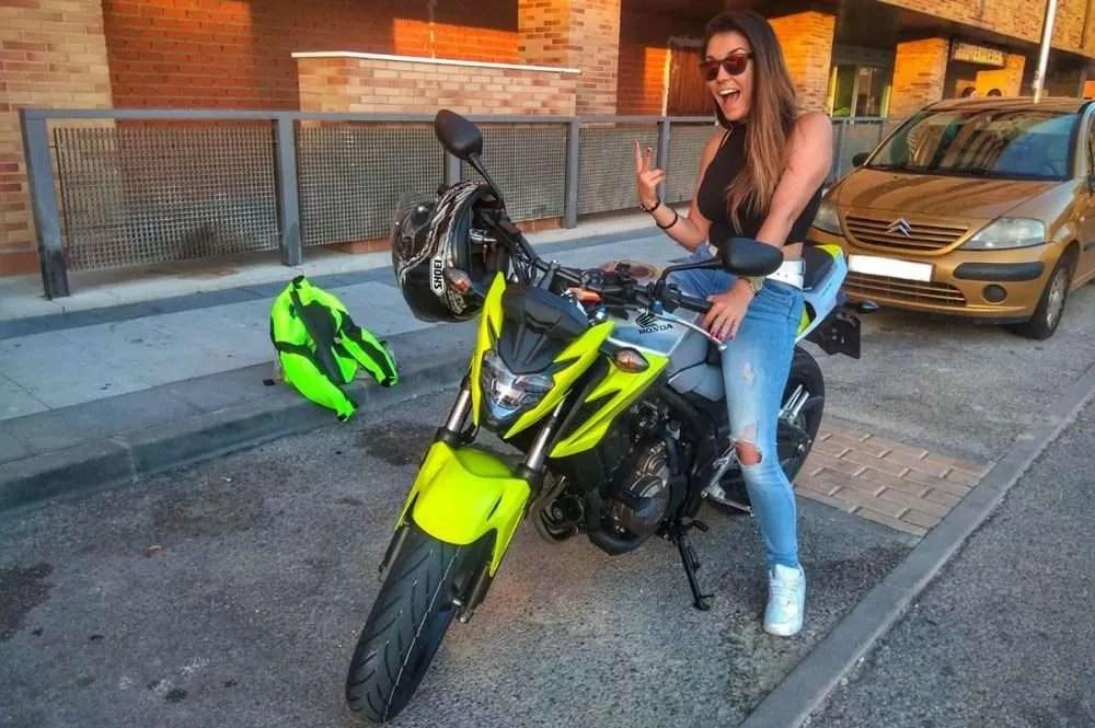 Mi primera moto para el A2, Honda CB500F