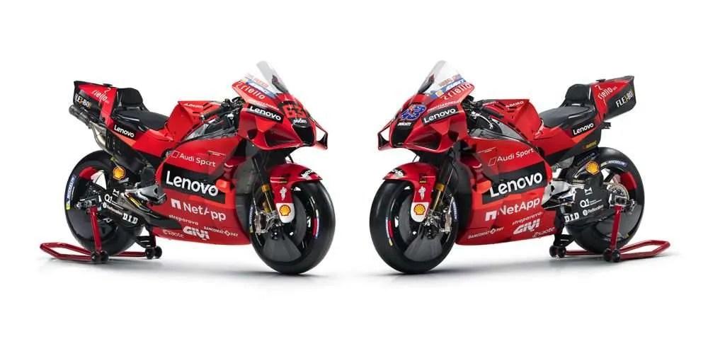 Desvelado el nuevo equipo de Ducati para 2021