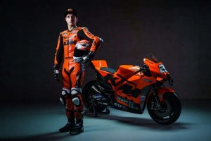 KTM Tech3 Factory Racing Iker Lecuona