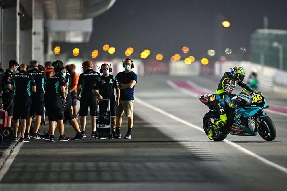 Este fin de semana Arranca MotoGP en Qatar