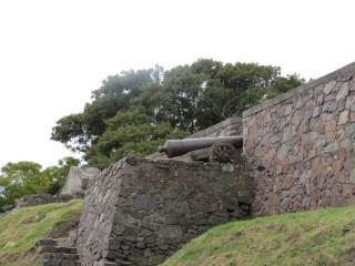 Cañón del Bastión San Miguel