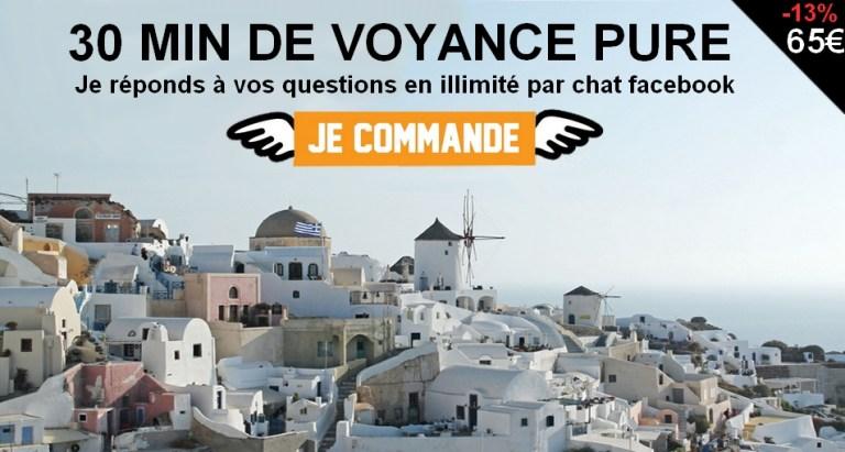 30 min de consultation voyance médium privé en ligne (Par Chat Facebook) (Un ange sur terre - unangesurterre.com)