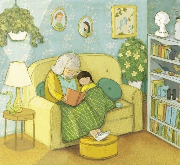 Preghiera per i Nonni