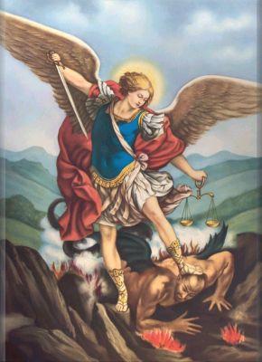 Preghiera a San Michele Arcangelo di Leone XIII