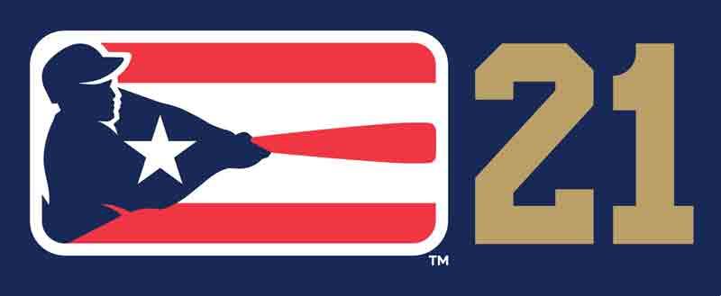 Liga de Béisbol de Puerto Rico honra a Clemente con su nuevo logo