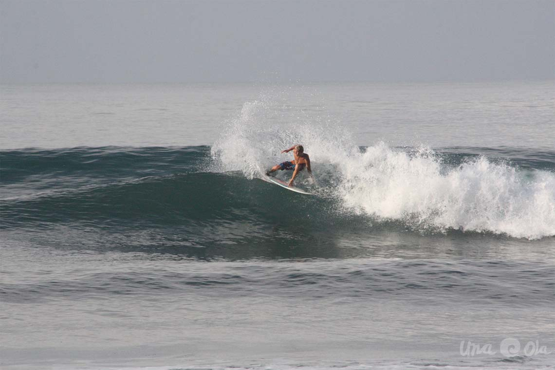 Noe Mar Mcgonagale Surfing