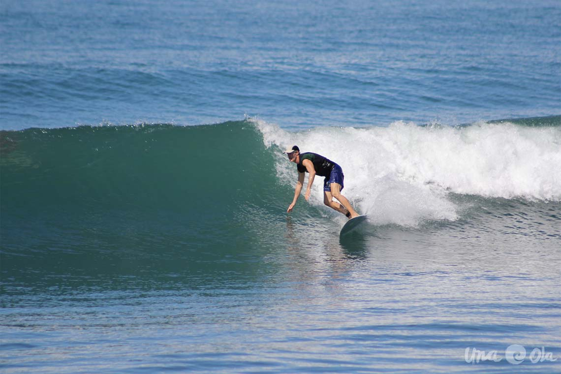 Surfing Right Point