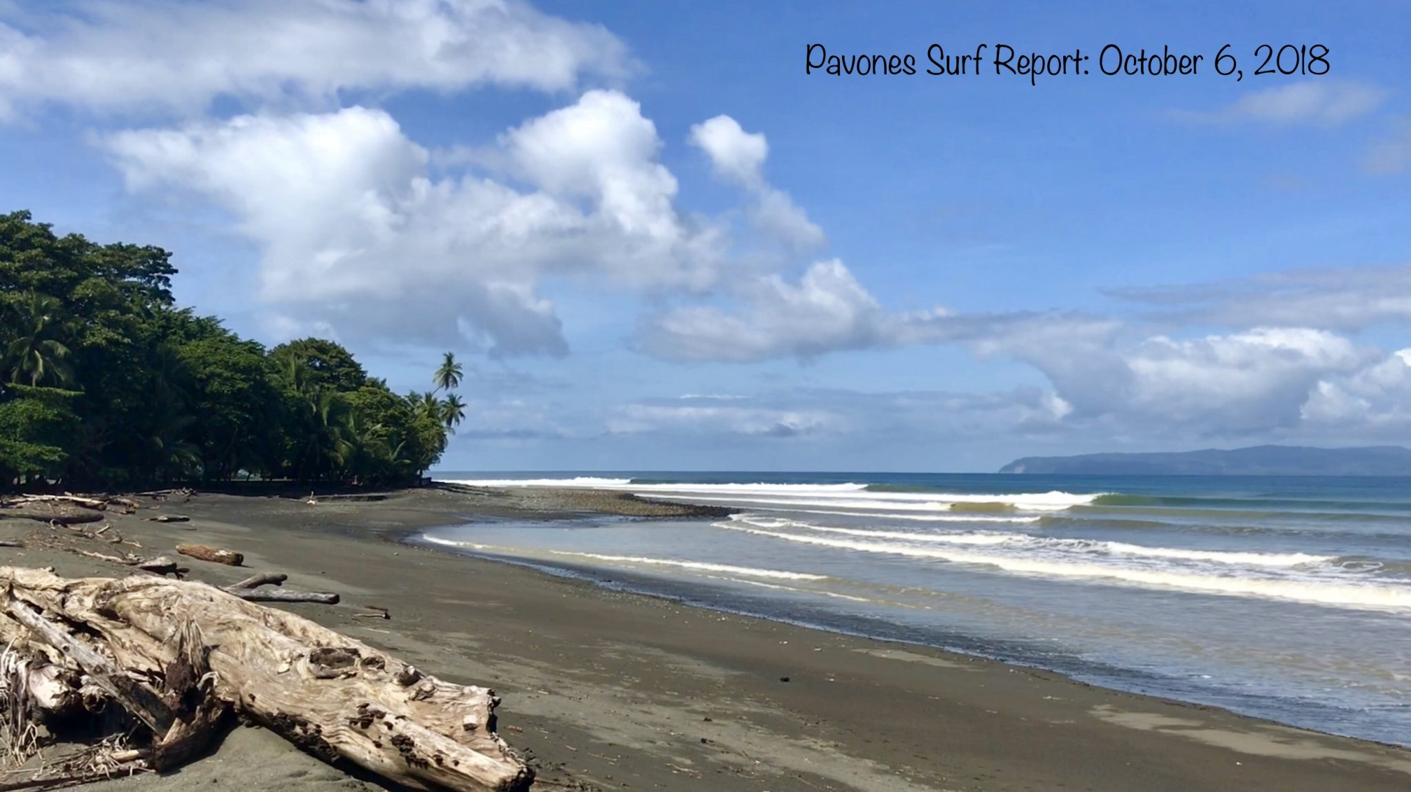 Pavones Surf Report Photo