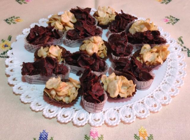 Rose del Deserto al Cioccolato 1