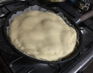 Focaccia di Patate in Padella 5