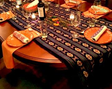 Mexican Tablescape