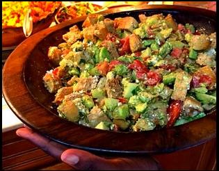 Panzanella Mexicana