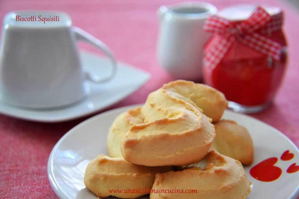 Biscotti Squisiti Siciliani