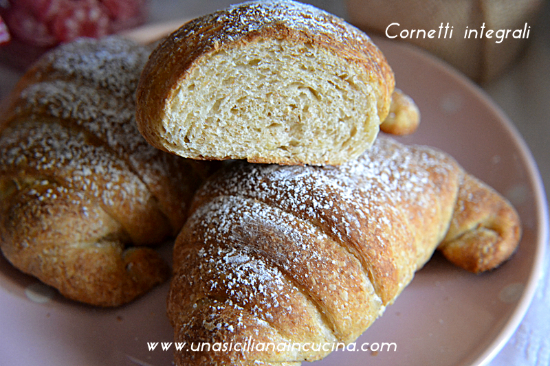 Cornetti integrali homemade