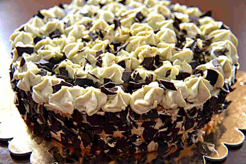 torta mascarpone pistacchio