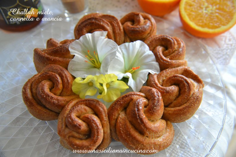 Challah-miele,-cannella-e-arancia