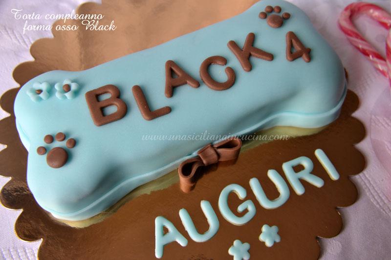 Torta-compleanno-forma-osso-Black